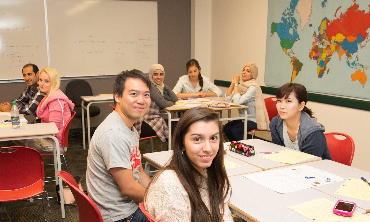 留学生に大人気のカナダでTOEFL、IELTS対策