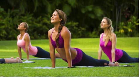 Yoga in Hawaii 語学留学+ヨガ