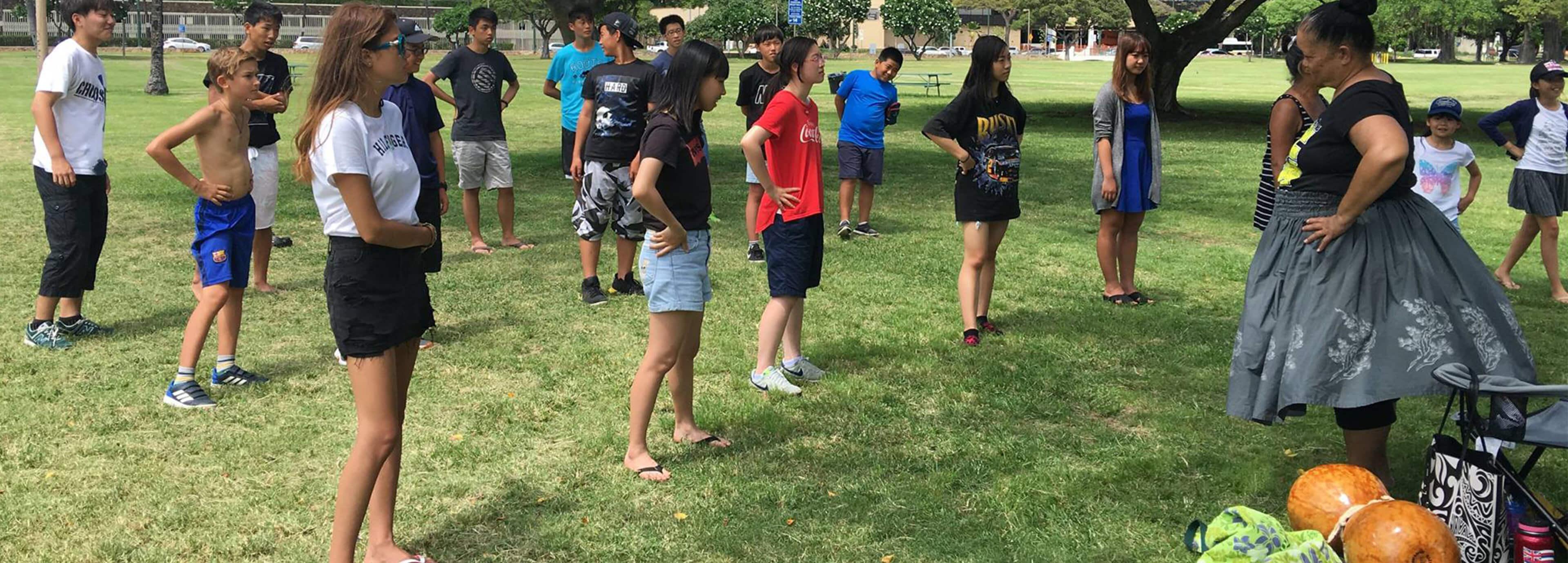 ハワイのサマーキャンプ留学キャンペーン【2021年夏】